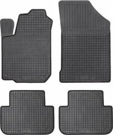 MotoHobby Dywaniki samochodowe NISSAN Juke -Nissan Juke - Komplet dywaników gumo