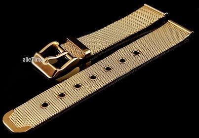 Bransoletka do zegarka 16mm