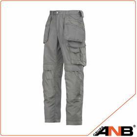 Snickers Workwear spodnie CoolTwill (kolor: szary)