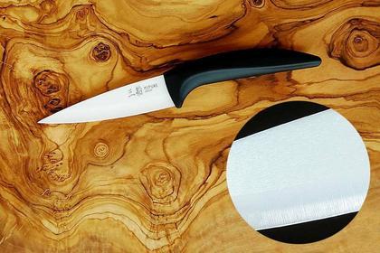 Mifune Nóż ceramiczny biały obierak