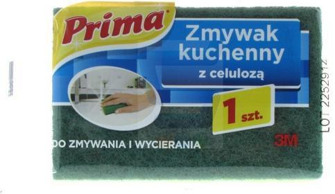 Prima Zmywak kuchenny z celulozą 1 szt.