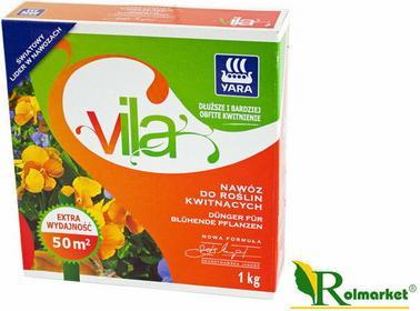 Yara Vila nawóz do roślin kwitnących 1kg