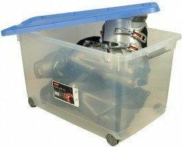 Curver Pojemnik z pokrywą plastikowy CLICK-FIT 60L