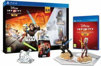 Disney Infinity 3.0 Zestaw startowy PS4