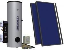 Hewalex ZESTAW SOLARNY 2 TLPAC-KOMPAKT 300HB