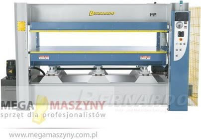 BERNARDO Hydrauliczna prasa do forniru HFP 100-1/2500
