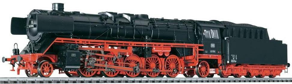 Liliput lokomotywy parowa H0 L131727 Digital AC Rozstaw osi: 295 mm