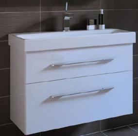 Elita BARCELONA 60 White - szafka pod umywalkę wisząca