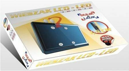 Dulik&Lauk Wieszak Lauk LCD-LED R-200