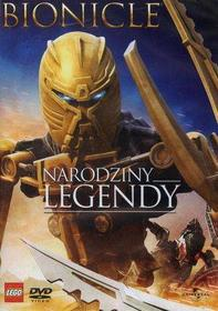 TiM Film Studio Bionicle: Narodziny legendy DVD