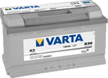 Varta Akumulator Silver Dynamic H3 100 Ah 830 A