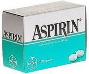 Bayer Aspirin 500mg 100 szt.