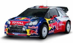 Silverlit Citroen DS3 WRC