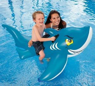 Intex Pływający dmuchany Rekin 56567