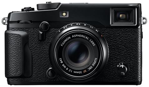 Fuji X-Pro2 + XF 35mm czarny