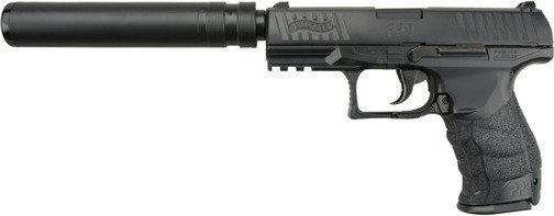 Walther Pistolet ASG PPQ Navy (2.5109) G