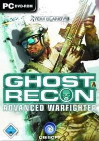 Ghost Recon Advanced Warfighter PC