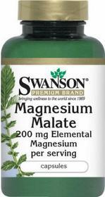 SWANSON Jabłczan magnezu 200g
