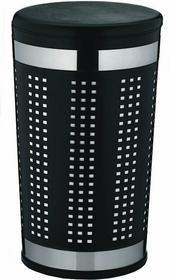 Kela Kosz na pranie z siedziskiem Sevilla 60 cm czarny