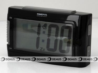 Timepol budzik elektroniczny LD318C BUDZIK-LD318C