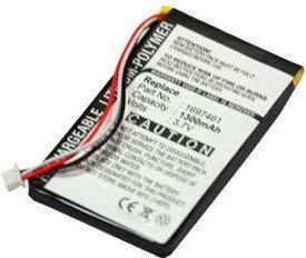 TomTom subtel Bateria do GO 720 / 720 Traffic / 730 Traffic / 930 Traffic / 730