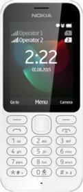Nokia 222 Dual Sim Biały