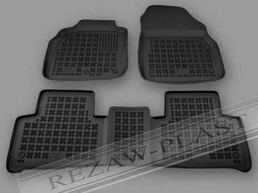 REZAW-PLAST Dywaniki korytka gumowe Renault Scenic od 2003 RENAULT 201904