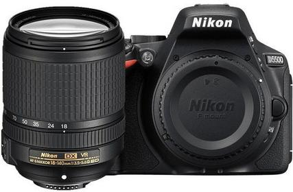 Nikon D5500 inne zestawy