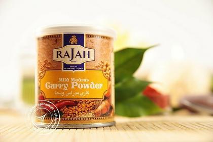 Curry Rajah Łagodna Mieszanka Przypraw - Mild Madras Powder