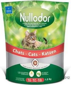 Nullodor Żwirek silikonowy dla kotów - 1,5 kg (3 l)