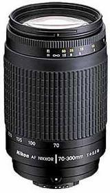 Nikon AF 70-300mm f/4.0-5.6G