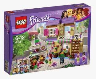 LEGO FRIENDS Targ warzywny w Heartlake 41108
