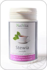 NatVita stewia (stevia) Słodzik w pastylkach - 1000 szt.