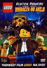 LEGO-CLUTCH POWERS WKRACZA DO AKCJI DVD - BIG FACES