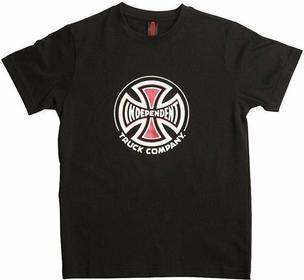 Independent T-shirt - Truck Co Black (BLACK)