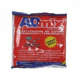 Admix 18g plastyfikator do zapraw murarskich i tynkarskich