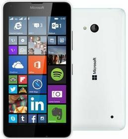 Microsoft Lumia 640 LTE Biały