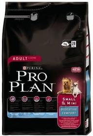 Purina Pro Plan Adult Small&Mini Digestive Comfort 3 kg