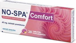 Sanofi Aventis No-Spa Comfort 20 szt.