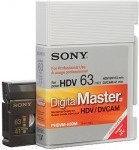 Sony PHDVM 63 DM