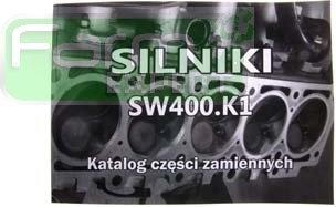 Katalog silnika SW-400 Bizon KATALOG SW400