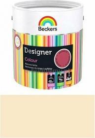 Beckers DESIGNER COLOUR Wodorozcieńczalna farba lateksowa IRIS mat 5L