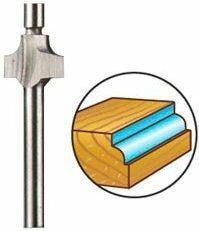 Dremel Frez do zarysów płaskich (HSS) 9,5mm (612) 2615061232