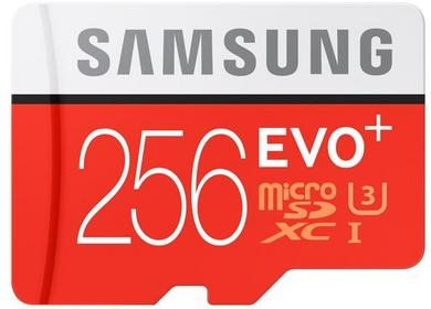 Samsung microSDXC Evo+ 256GB