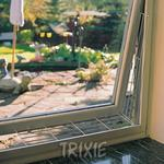 Trixie Krata zabezpieczająca do okna: skośna 62x8/16cm 4416