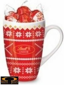 Lindt Zestaw Lindor Milk Nostalgic Cup 125 g E7ED-265E5