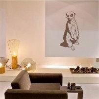 Studio Dekoracji Szablon malarski Surykatka zw1