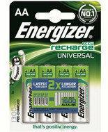 Energizer Akumulator Universal AA B4 1300 mAhmAh 7638900268317