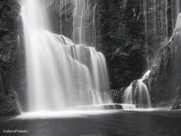 Grampian Waterfall - Obraz, reprodukcja