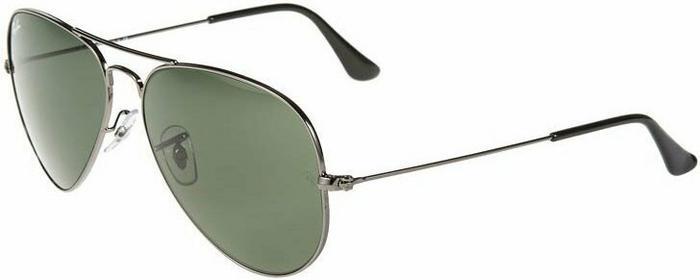 Ray Ban Ray-Ban AVIATOR Okulary przeciwsłoneczne anthracite 0RB3025